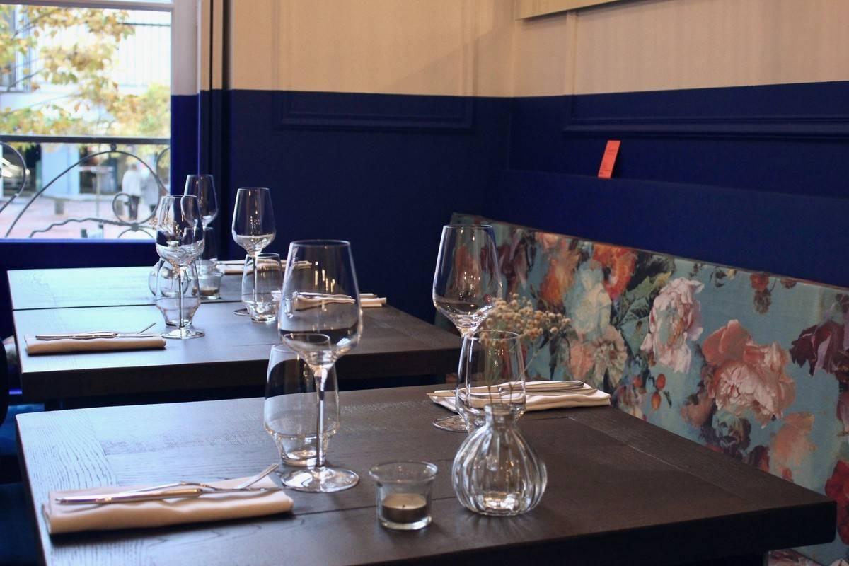 Le Restaurant - L'Aménité - Nantes